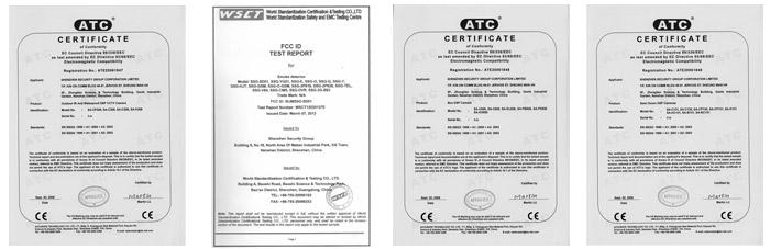 vwin官方网站CE和FCC认证